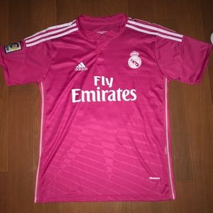 James Rodriguez Real Madrid Jersey